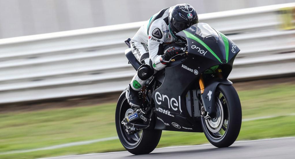 57984b9af4f Energica Ego Corsa  conheça a nova máquina de Eric Granado – Racemotor