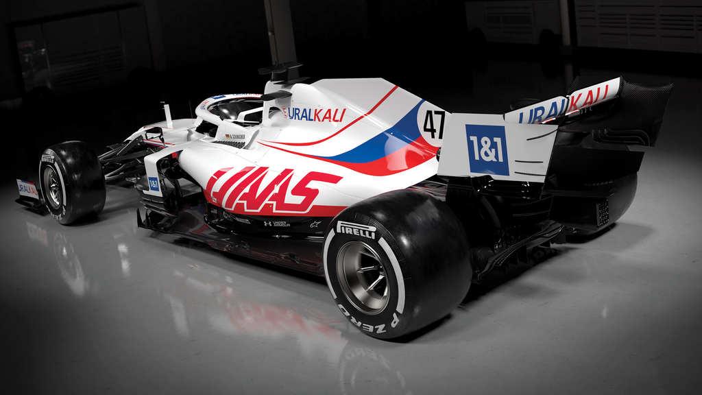 Haas VF-21: equipe americana se veste de russo para a F1 2021 - Racemotor:  o portal da velocidade
